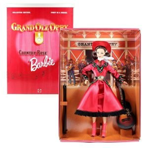 Mattel 1997 Grand Ole Opry Collectible Barbie