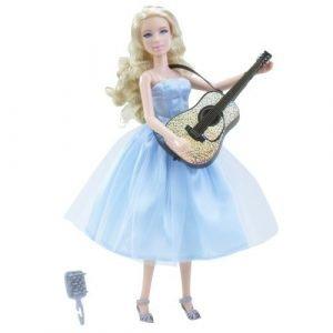 Taylor Swift Singing Barbie Doll