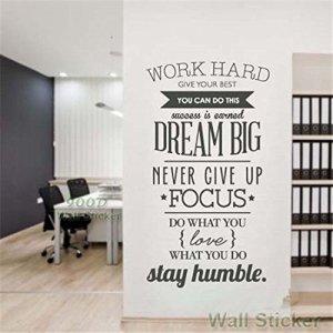 Work Hard do Your Best