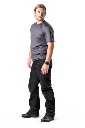 Draggin Jeans UK classic black side