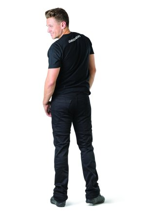 DRAGGIN NEXT GEN MEN'S Protective jeans for motorcyclists side
