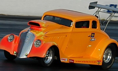 NHRA Hot Rod Heritage Racing Series Releases 2013 Schedule – Drag