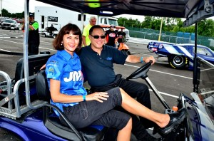 John Montecalvo with wife LoisAnne