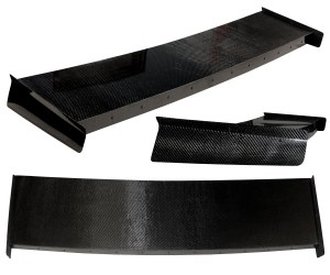 67-68 Camaro Carbon Wing Kit