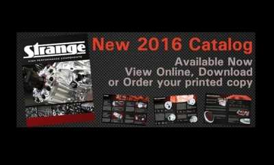 Strange catalog 660