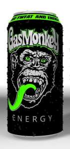 Gas-Monkey can