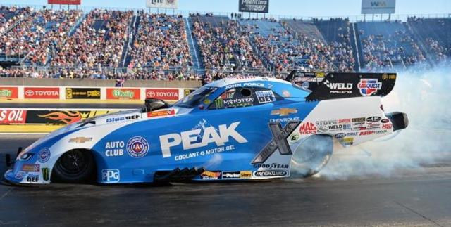 John Force Relishes Return to Richmond – Drag Illustrated