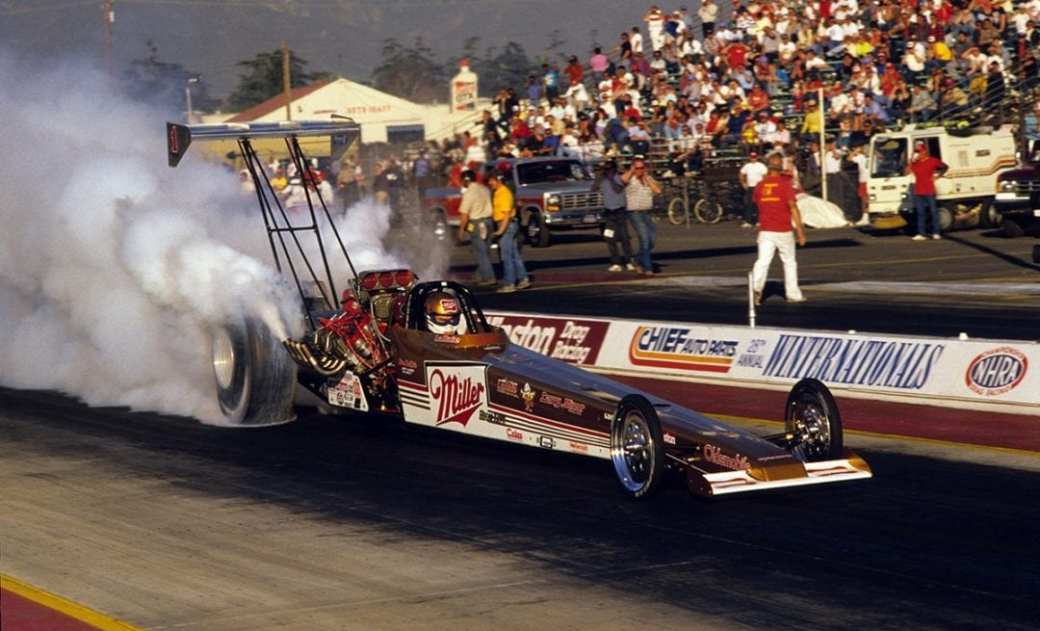 Dick LaHaie, Former NHRA Top Fuel World Champion Crew Chief