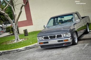 SR20 Hardbody in GT3 RS Grey