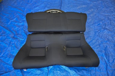 Silvia S15 Rear Seats - SOLD OUT