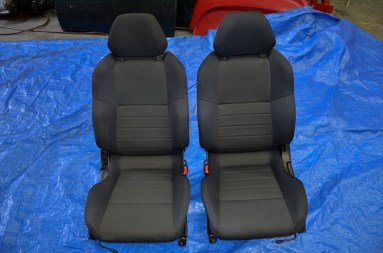 Silvia S15 Front Seats - SOLD OUT