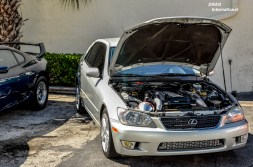 IS300 with 1ZJGTE VVTI Swap 5 Speed