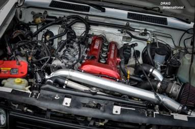 SR20DET Hardbody! S13 Turbo Power