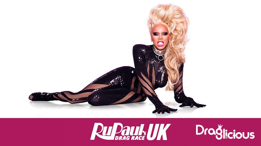 Drag Race UK | RuPaul fala sobre como a versão britânica será diferente