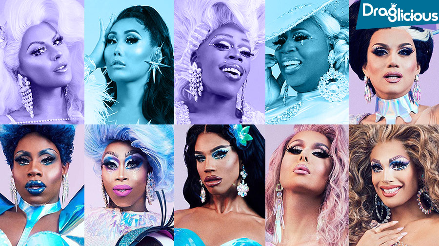 AS4 | Ranking semanal das drag queens Parte 6, criado pela Billboard
