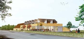 By-, Erhvervs- og Planudvalget behandler på tirsdag et forslag til et tillæg til lokalplan 61, der gør det muligt at etablere et nyt supermarked på ved Dragør Centret.