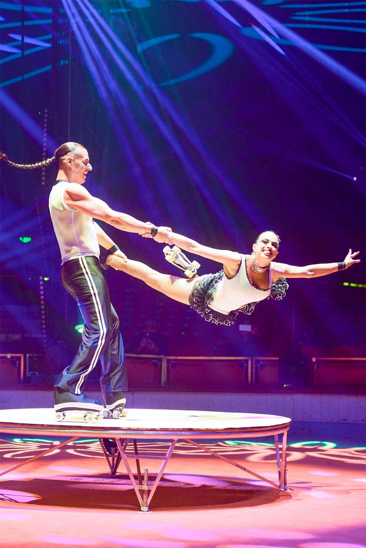 Cirkus Baldoni.