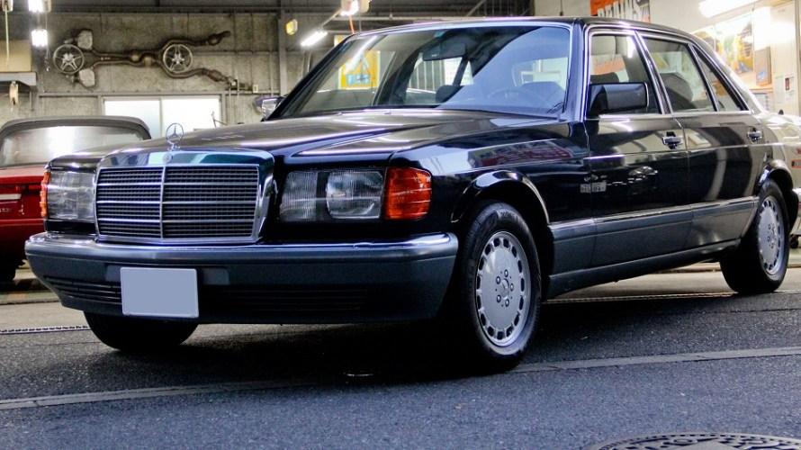 最善か無か時代のメルセデスベンツ560SEL(W126) はまさにモンスターだった!僕の車選びの基準を作った名車でした!