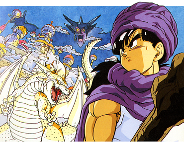 Image result for dragon quest v