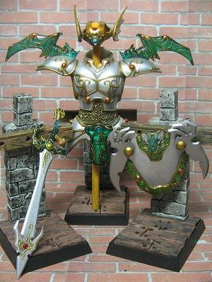 Zenithian Equipment Dragon Quest Wiki