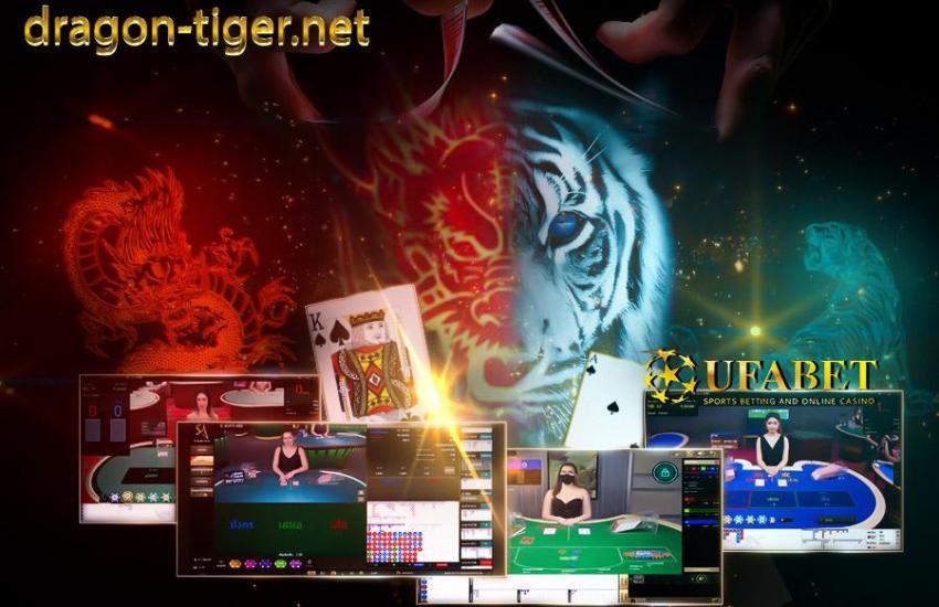 เสือมังกร 5 ภพ รวม 5 ค่ายเกมเสือมังกร