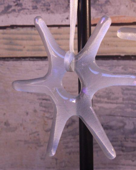 Decorative plain star