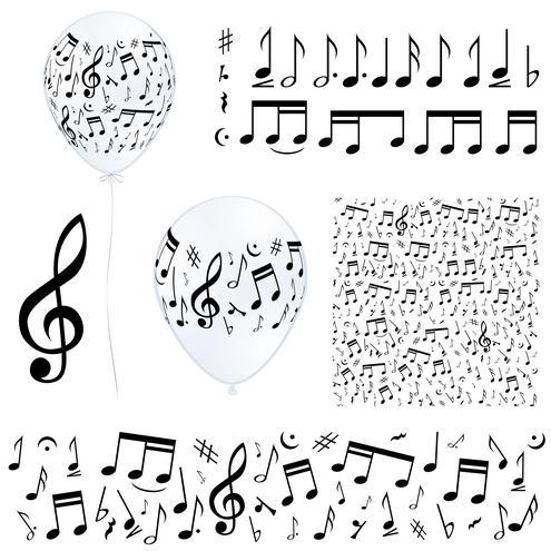 _vector-music-notes-cs-by-dragonart