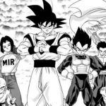 漫画版で『力の大会』始まる