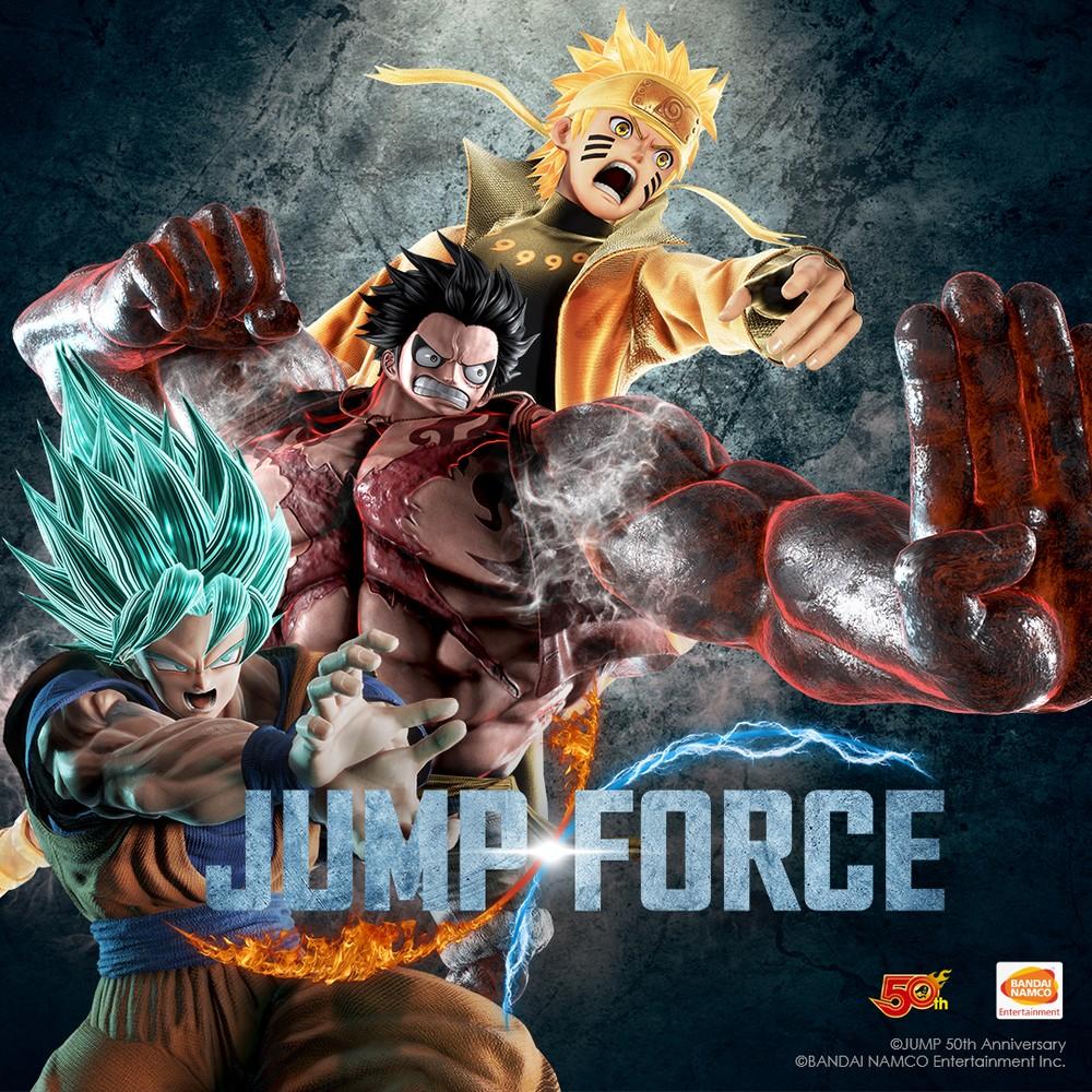 JUMP FORCE Date De Sortie Dition Collector Bonus De
