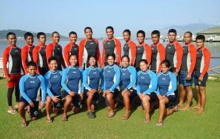 2015 Philippine SEAG Bound Athletes - Canoe Kayak Dragon Boat