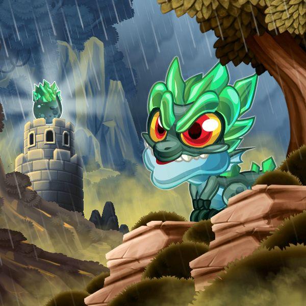Kaiju Dragon Information In Dragon City