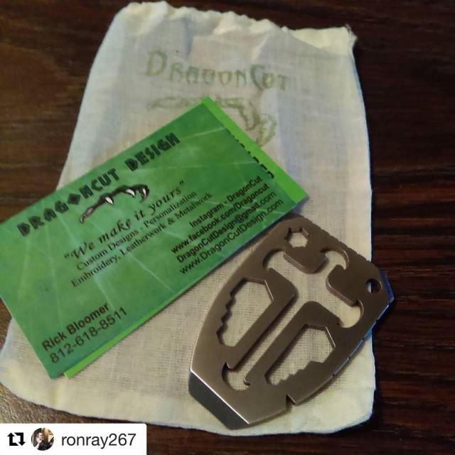 Repost ronray267  mailcall purchased this multi tool from dragoncuthellip
