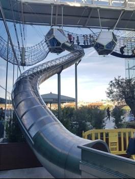 parque 3 madrid con niños, dragones y unicornios