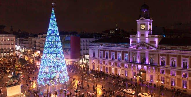 Más de cien planes para disfrutar de la Navidad con niños en Madrid.
