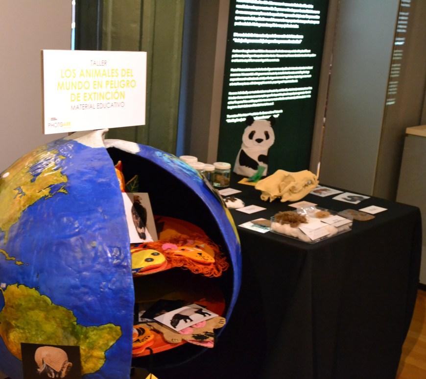 Imagen de la exposición.