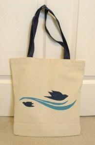 Windborne bag