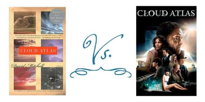 Book vs. Movie: Cloud Atlas