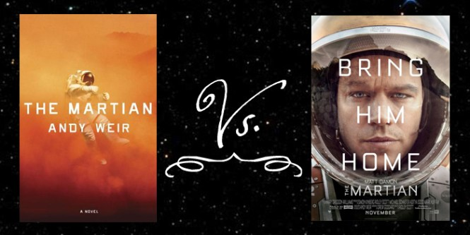 Book vs. Movie: The Martian