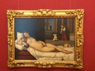 The Venus of Urbino by Titian.