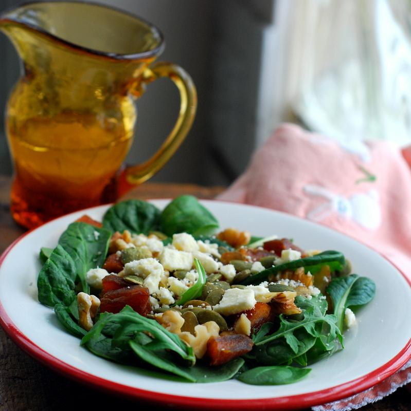 Mineral-Rich Salad