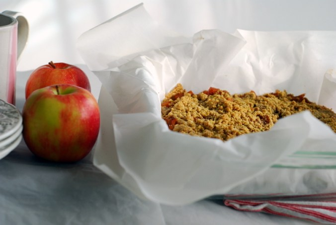 apple crunch bars