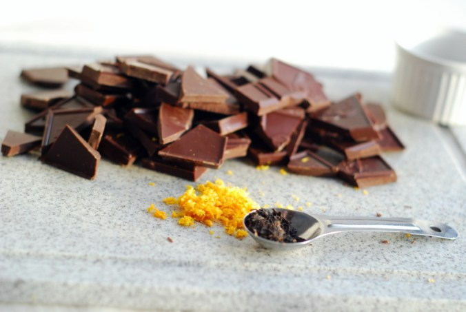 chocolate and zest
