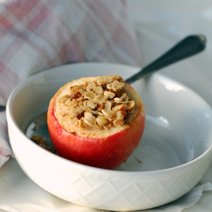 oatmeal baked apple