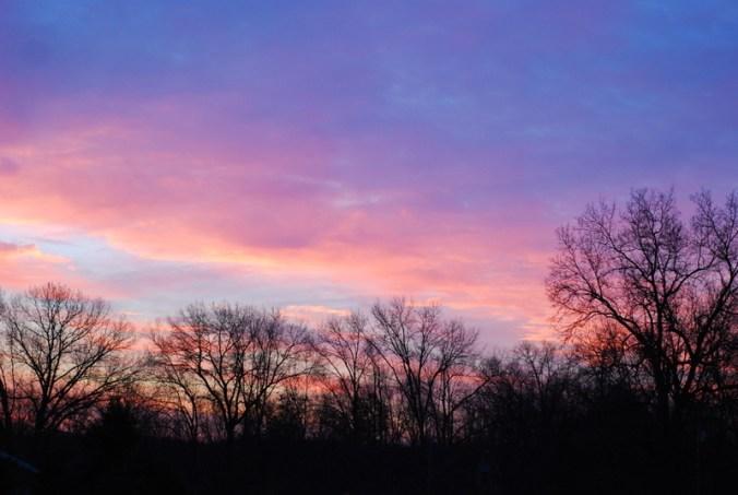 february sunrise 2
