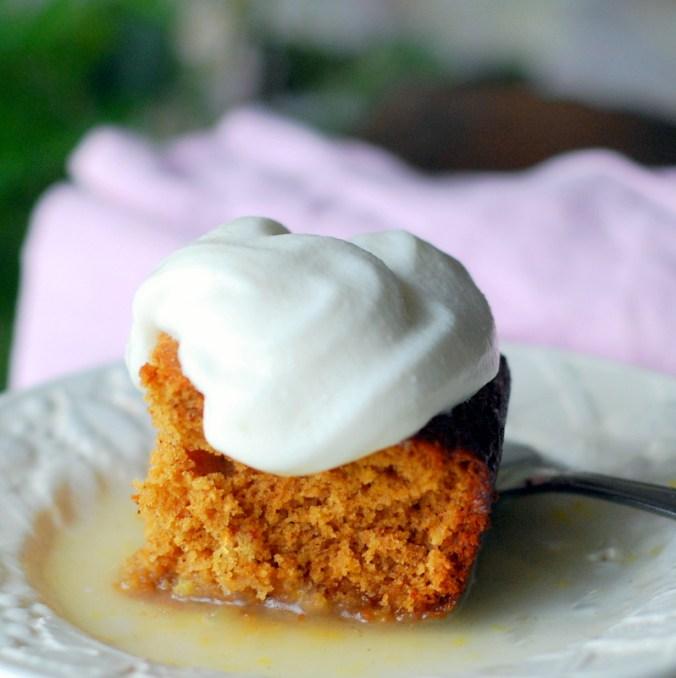 gingerbread cake 1268