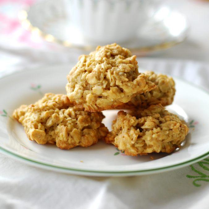 oatmeal cookies 342
