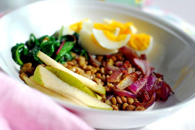 green lentil power bowls 407a