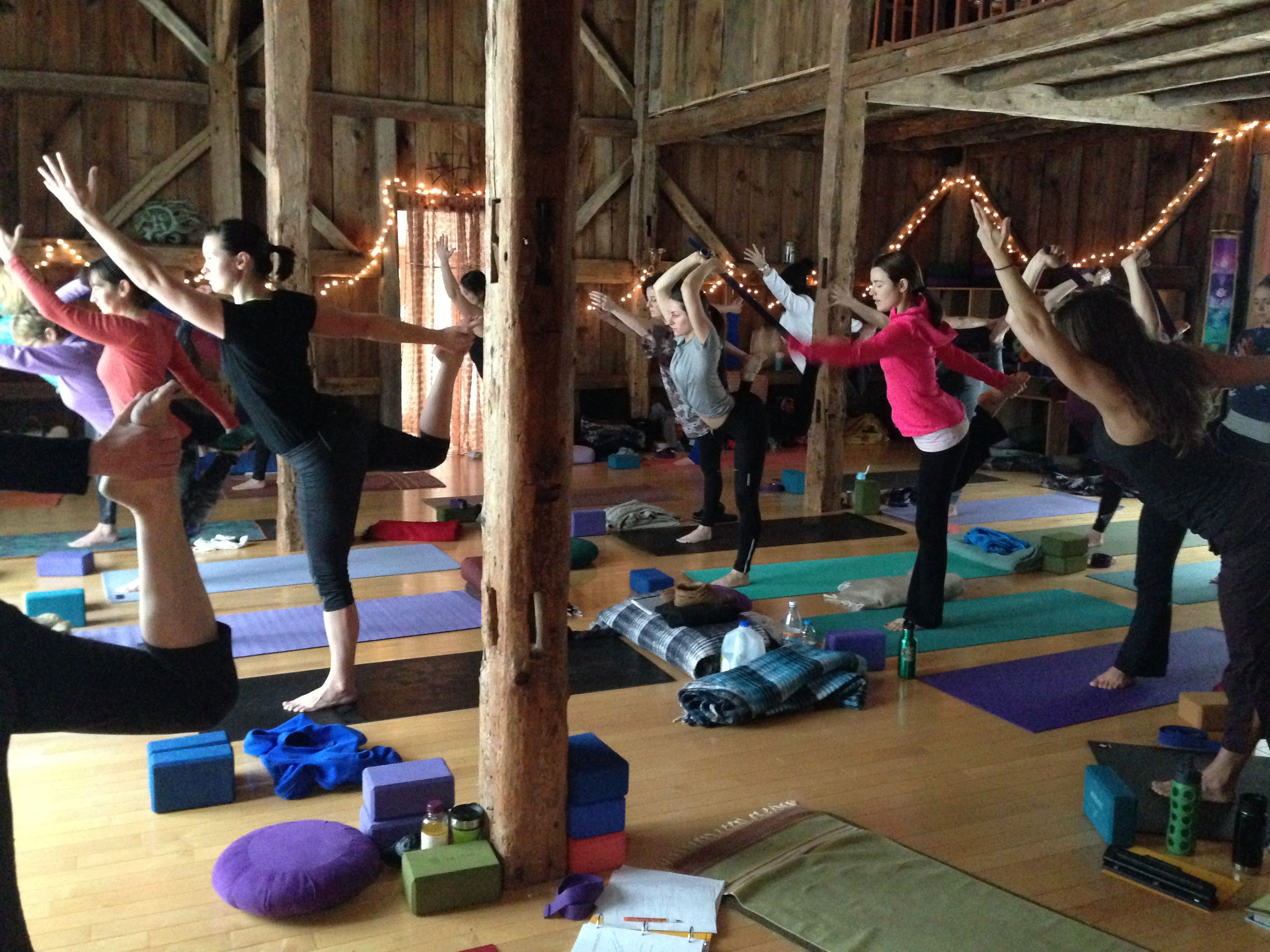 Dragonfly Yoga Amp Barn Studio Amp Retreat