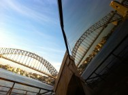 Reflect. Harbour Bridge. Opera House.
