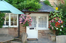 Self Catering Cottage Accommodation Minehead Somerset